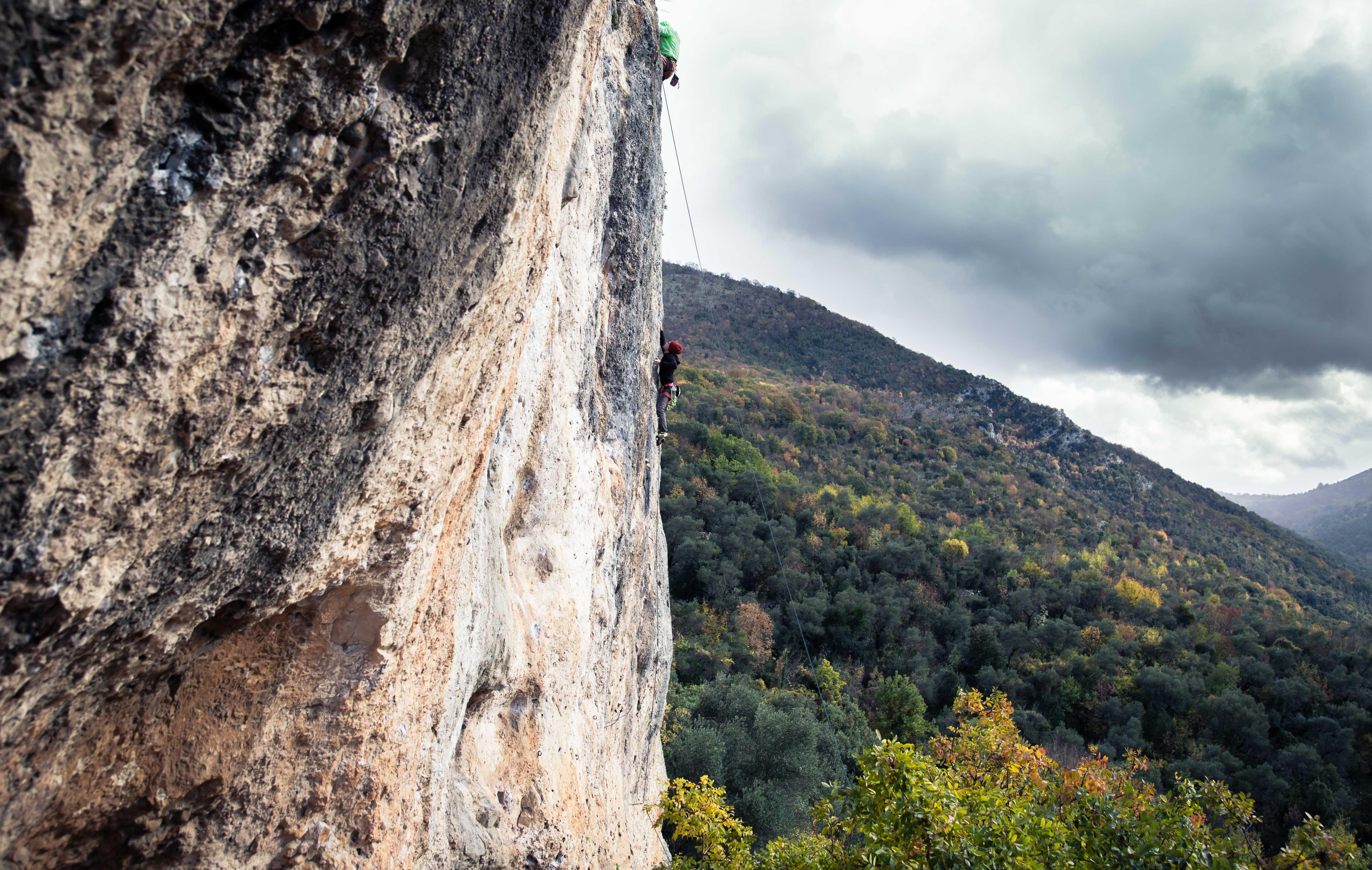 Un progetto di crowdfunding per un nuovo film di arrampicata Made in Italy