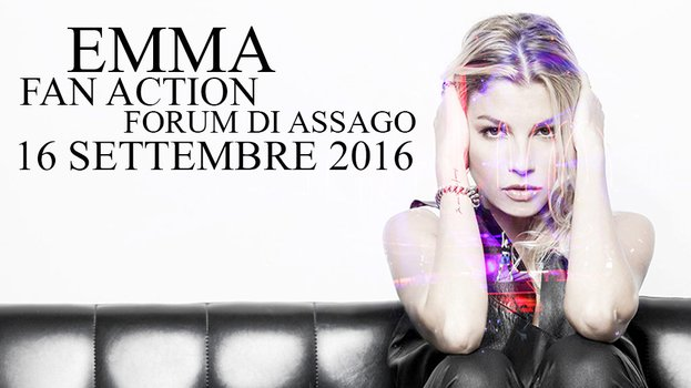 Emma ** fan action ** 16 settembre 2016