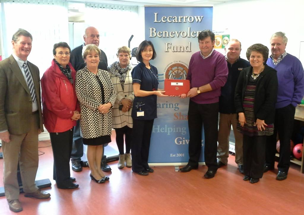Charity Ride in aid of the Leacarrow Benevolent Fund
