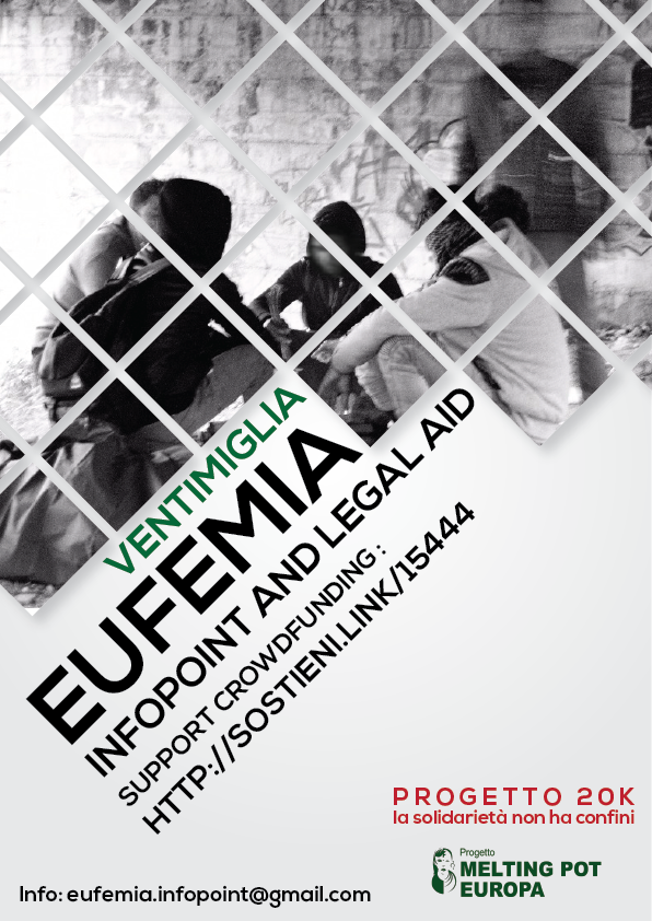 EUFEMIA INFOPOINT a Ventimiglia - Legal Aid for All
