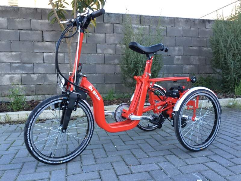 Bici Tre Ruote Per Disabili Crowdfunding