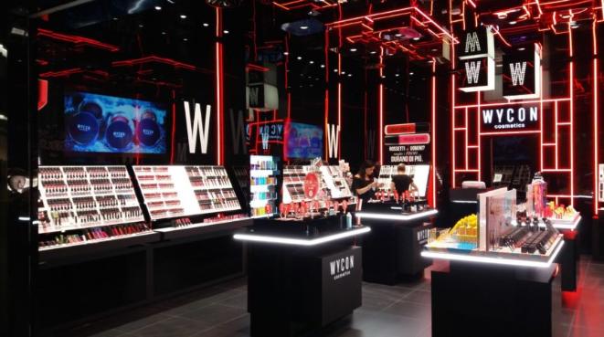 Apertura Franchising Wycon Cosmetics Crowdfunding