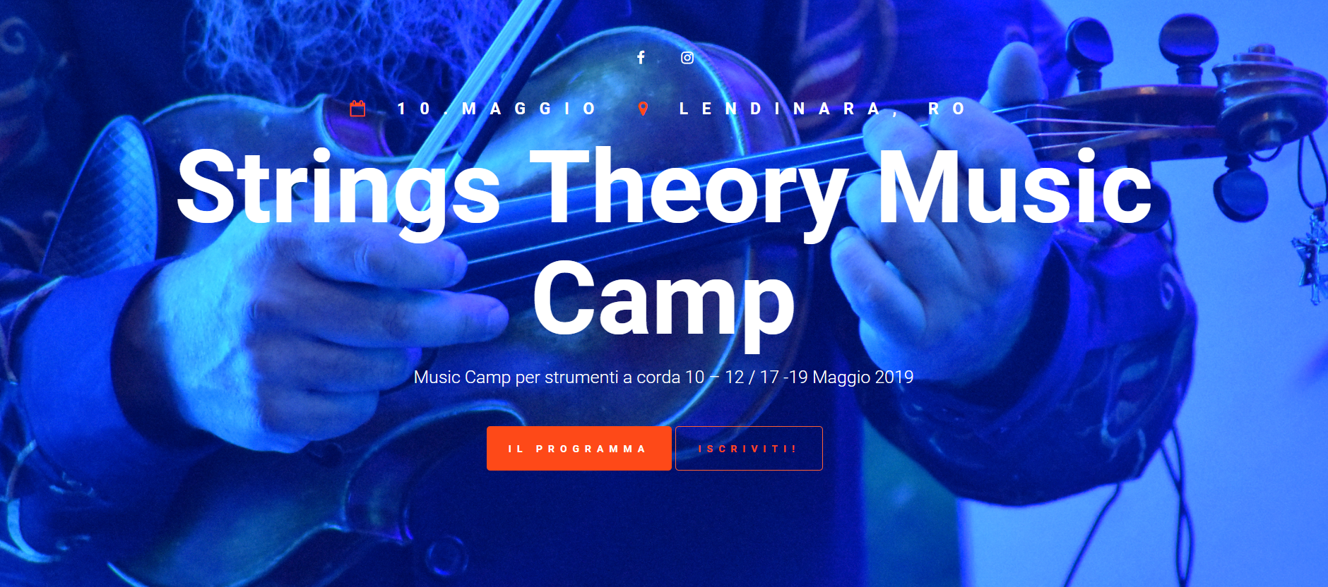 Strings Theory Music Camp