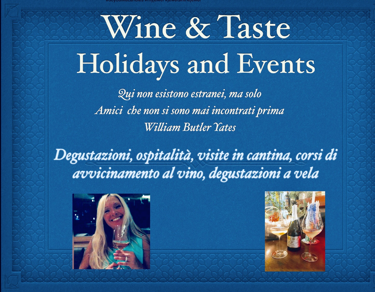 Wine & Taste  Holidays and Events