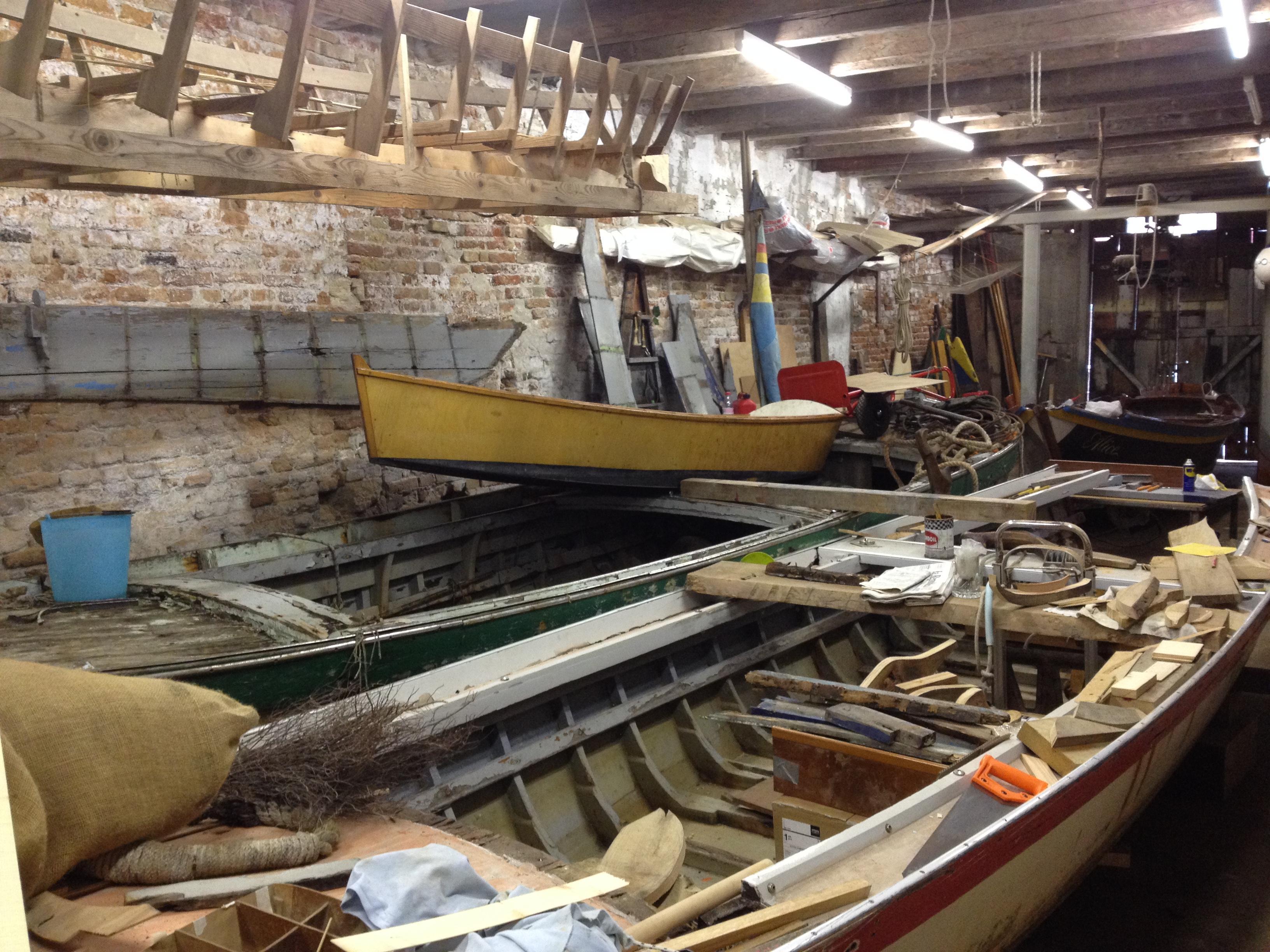come sono fatte le barche di legno? (primavera 2016) - crowdfunding
