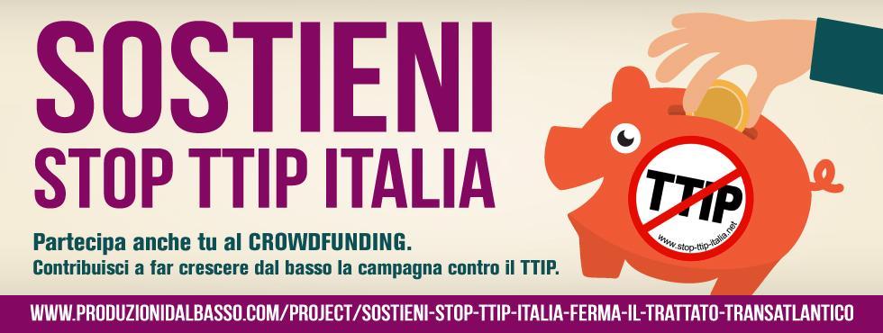 Stop TTIP - Tisa  Comiato Locale